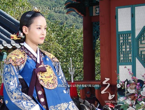Spoiler 5 – Jewel in The Crown / Dong Yi