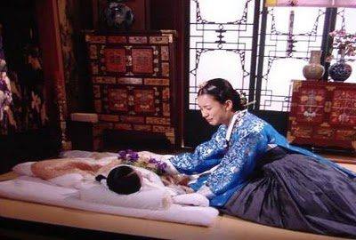 Spoiler 3 – Jewel in The Crown / Dong Yi